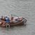 Autofahrt mit Abkürzung (Tretboot)
