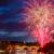 Feuerwerk an der Moldau