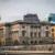 Berlin Alt vs. Neu, mit Abgeordnetenhaus und Berliner Mauer