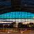 Hauptbahnhof aus der S-Bahn gesehen