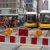 Tram-Baustelle Alexanderplatz