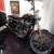 Harley Davidson im Foyer