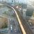 S-Bahn von oben
