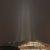 Nebel, 15.11.2012 (Fernsehturm sticht in den Nebel)