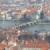 113 View from the Petřínská rozhledna (Petřín Lookout Tower)