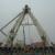 Wintertraum 2011 - Aufbau Riesenrad