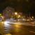 Straßenkreuzung langzeitbelichtet