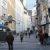 Altstadt am Karnevalssamstag - noch ists leer