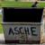 Asche-Container im Monbijoupark