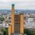 Spontaner Besuch des Kollhoff-Towers