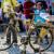 Goldenes Fahrrad