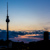 Mal wieder ein Sunset-Photo aus Berlin