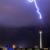 Blitzeinschlag in den Fernsehturm, 04.08.2013