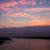 Sonnenuntergang am Fluss ''Waal''