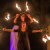 """""""Dancing Fire"""" vor den Wächtern der Zeit"""